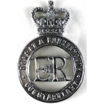 Dorset & Bournemouth Constabulary Chrome Cap Badge