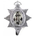 Dover Harbour Board Police Chrome Cap Badge