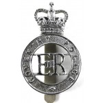 Coventry Police Chrome Cap Badge