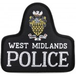 West Midlands Police Cloth Sweater Patch