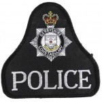 Derbyshire Constabulary Cloth Pullover Patch