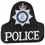 Cambridgeshire Constabulary Cloth Pullover Patch