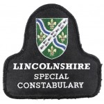 Lincolnshire Special Constabulary Cloth Pullover Patch