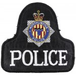 Northumbria Police Cloth Pullover Patch