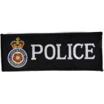 Lancashire Constabulary Cloth Pullover Badge