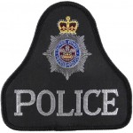 Dyfed-Powys Police Cloth Pullover Patch