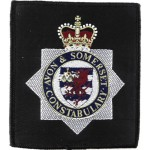 Avon & Somerset Constabulary Cloth Pullover Patch