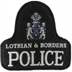 Lothian & Borders Police Cloth Pullover Patch