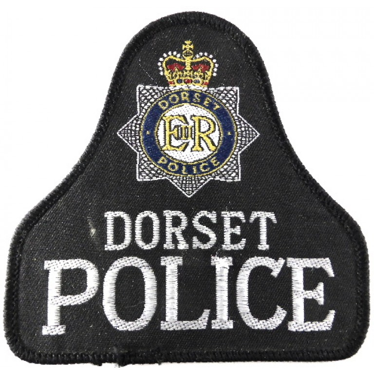 Dorset Police Cloth Pullover Patch