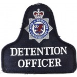 Avon & Somerset Constabulary Detention Officer Cloth Sweater Patch