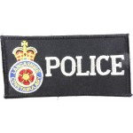 Lancashire Police Cloth Sweater Patch