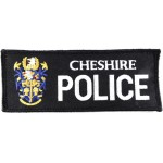 Cheshire Police Cloth Sweater Patch