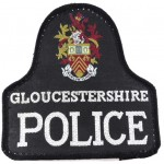 Gloucestershire Police Cloth Sweater Patch