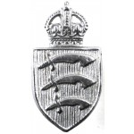 Essex Police Collar Badge Pre 1953