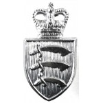 Essex Police Collar Badge Post 1953