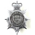 Cleveland Constabulary Chrome