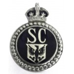 East Riding Of Yorkshire Special Constabulary Lapel Badge