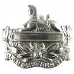 5/6th Gloucestershire Regiment White Metal