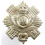 5th 7th & 8th Bns Highland Light Infantry White Metal