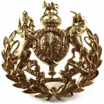 Royal Army Ordnance Corps Conductors Brass Rank Badge