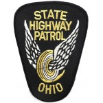 Ohio State Highway Patrol Cloth Patch