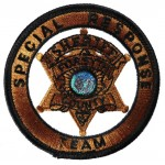 Forsyth County Sheriff Special Response Team Cloth Patch