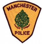 Manchester Police Cloth Patch