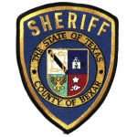 County Of Bexar State Of Texas Sheriff Cloth Patch