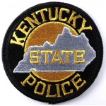 US Kentucky State Police Cloth Patch