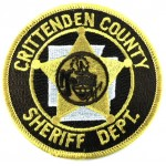 US Crittenden County Sheriff`s Dept. Cloth Patch