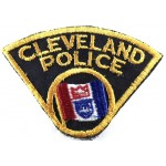 Cleveland Police Cloth Patch