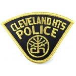 Cleveland Heights Police Cloth Patch