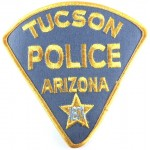 US Tuscon Arizona Police Cloth Patch