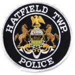 US Hatfield TWP. Police Cloth Patch