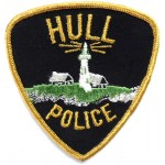 US Hull Police Cloth Patch