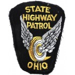 US Ohio Highway Patrol Cloth Patch