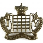 Royal Gloucestershire Hussars Imperial Yeomanry Brass Cap Badge