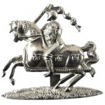 Fife & Forfar Yeomanry Silver Plated Cap Badge