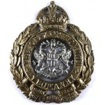 City Of London Yeomanry Bi Metal