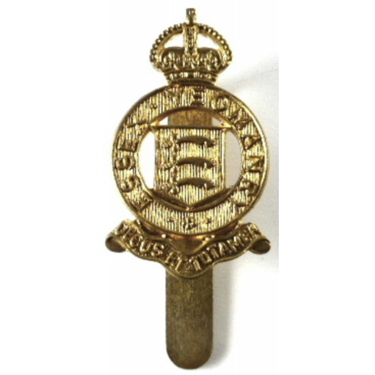 Essex Yeomanry Brass Cap Badge