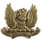 Ayrshire Yeomanry Brass Cap Badge