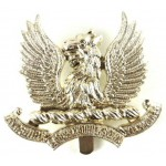 Ayrshire Yeomanry Anodised Aluminium Cap Badge